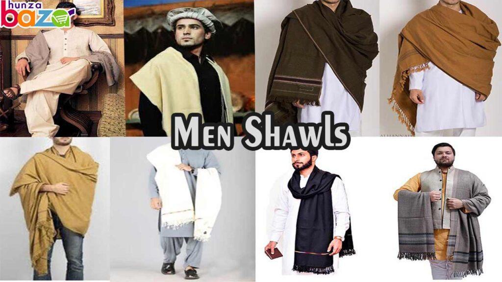 Men-Shawls