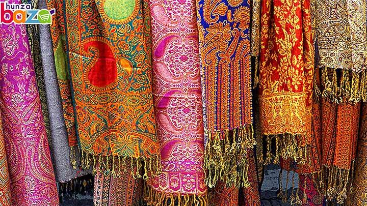 Pakistani Shawls