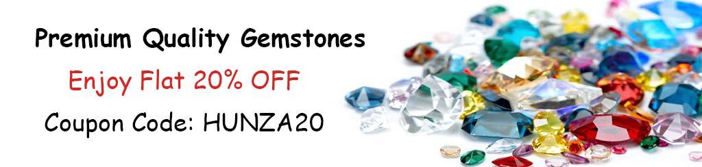 hunza bazar gemstones