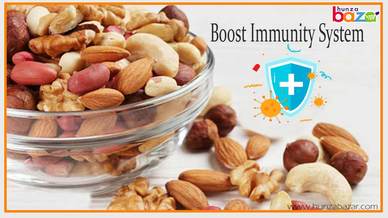 Boost Immunity and Help Fight Diseases