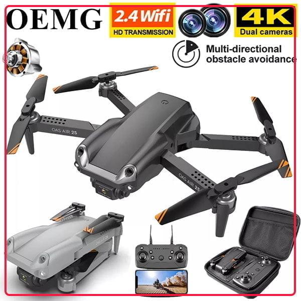 Drone 4K 1080P HD Wide Angle