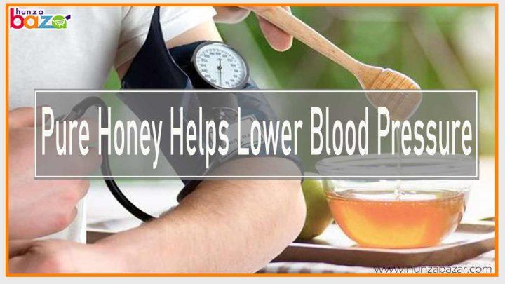 Honey-Help-Lower-Blood-Pressure