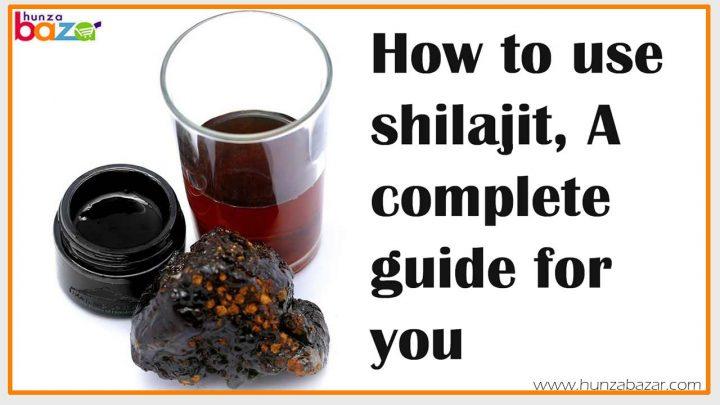 uses of salajit